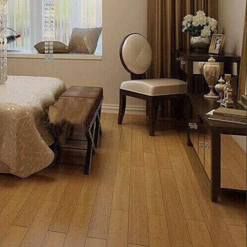 Natural Oiled African Teak Hardwood Flooring Featured