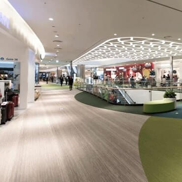 Shopping Mall Floor Project Feature