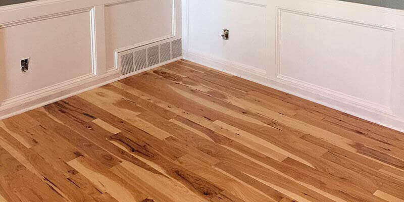 Wood Flooring Color Difference