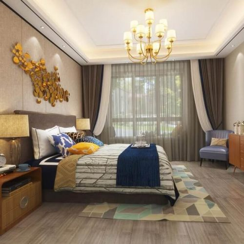Cool Color Longan Hardwood Flooring 01