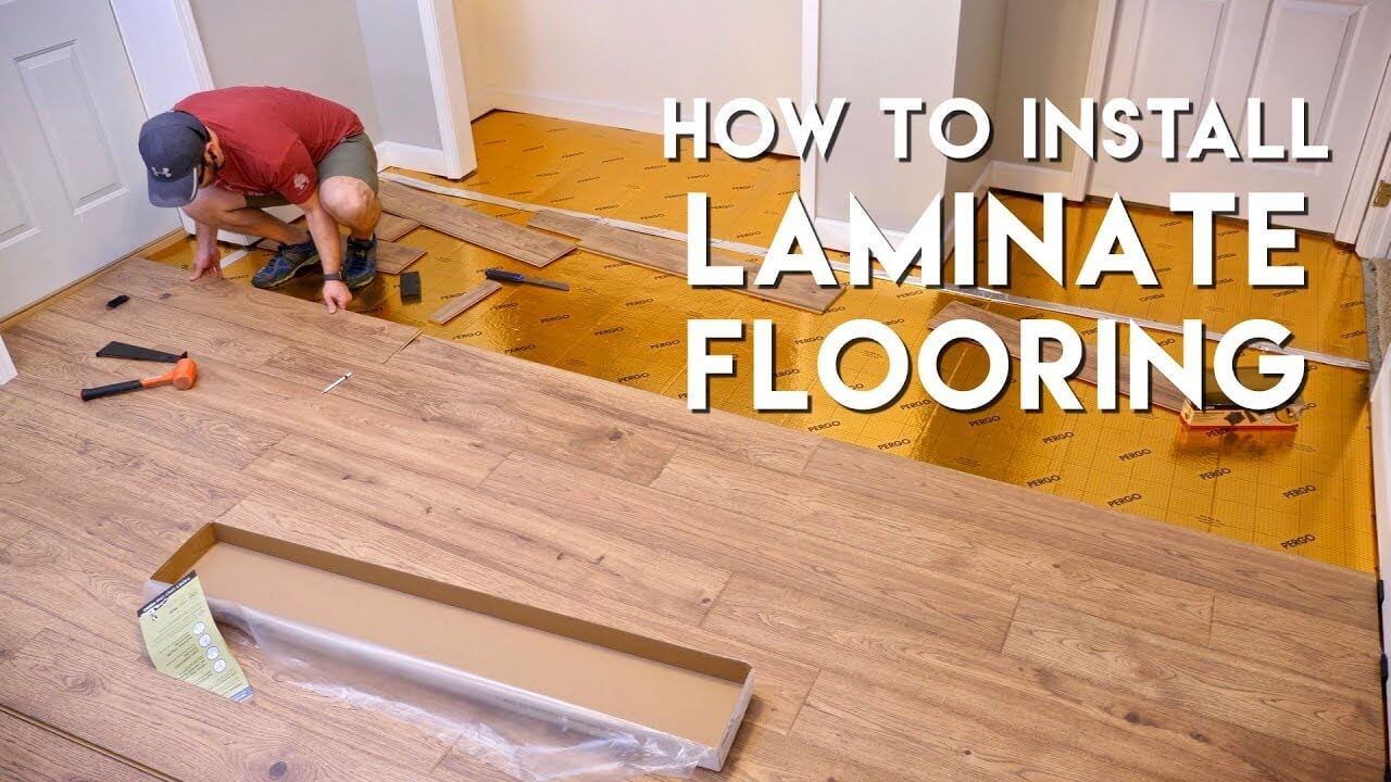 how to install pergo flooring on stairs video