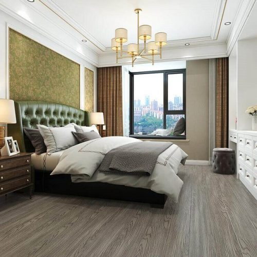 Oak Multilayered Wood Floor 01
