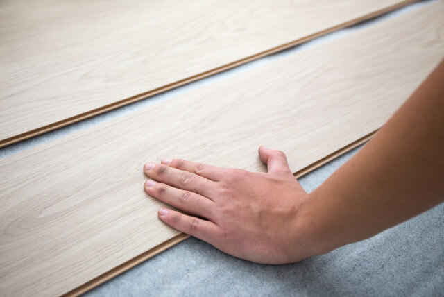 touch laminate floors